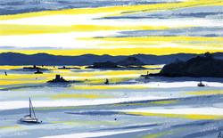 YELLOW LEMON SEA