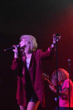 Grace Mckagan and The Pink Slips