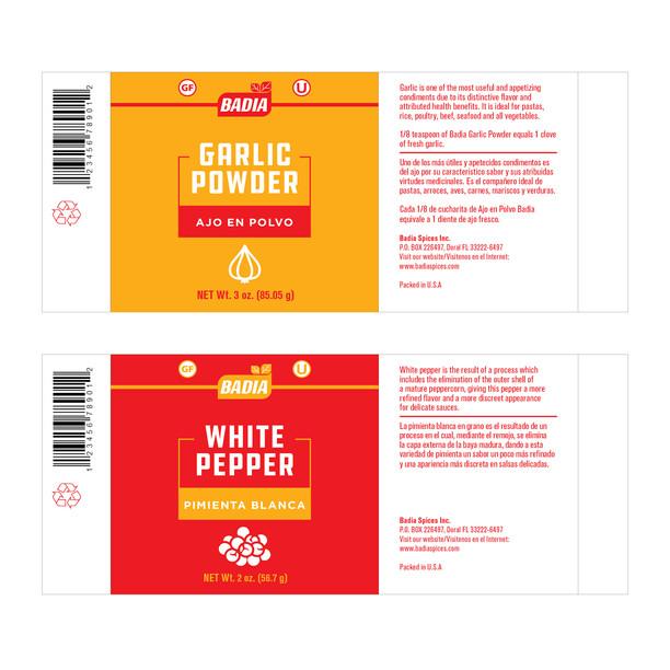 Final Label Design