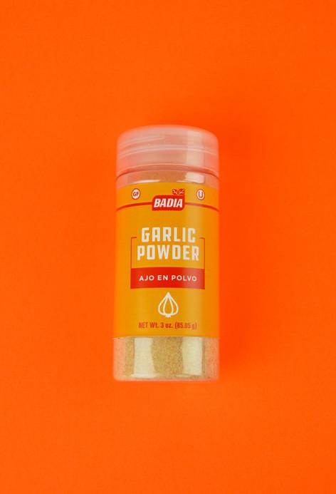 Badía Redesign (Garlic)