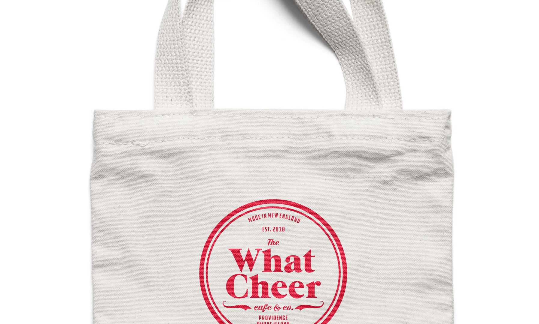 What Cheer Brand Identity Booklet