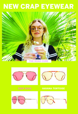 Crap Eye Wear Email Blast
