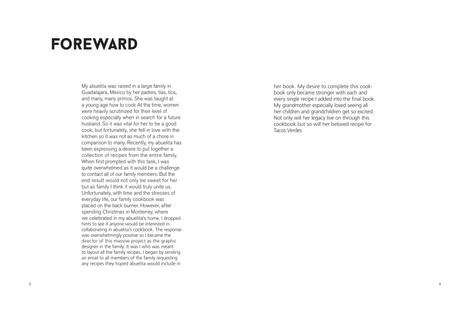 Foreward