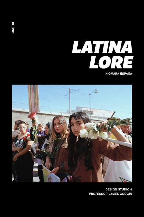 Latinalore Cover