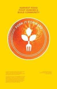 Fork it Forward Brand Identity