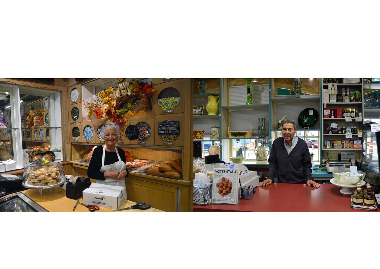 Lois Scialo & Tony DiCicco
