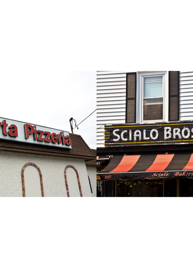 Caerta Pizzeria & Scialo Bros Bakery