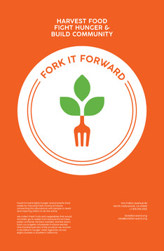 Fork it Forward Brand Identity