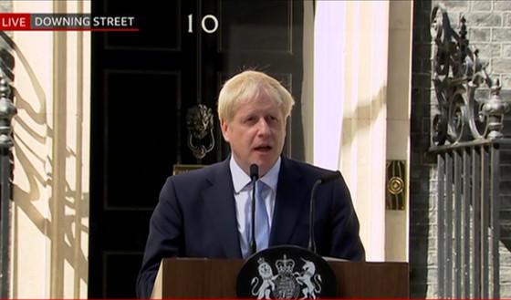 "Prime Minister Boris Johnson - ""no ifs or buts"""