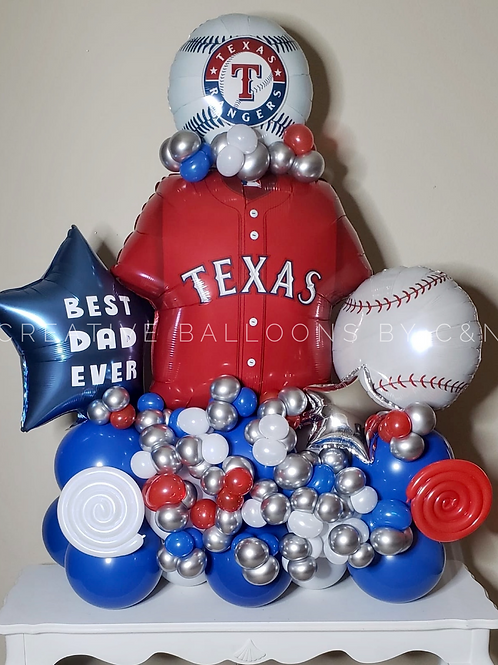 Texas Rangers Bouquet