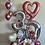 Thumbnail: Heart Birthday Bouquet