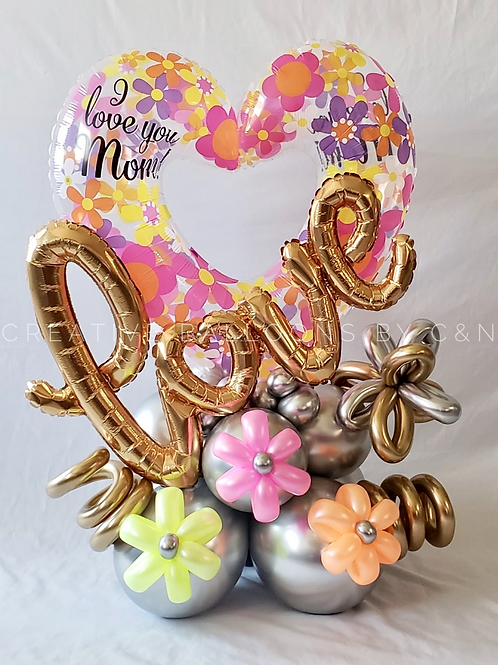 Love Mother's Day Bouquet