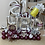 Thumbnail: College 21st Birthday Bouquet