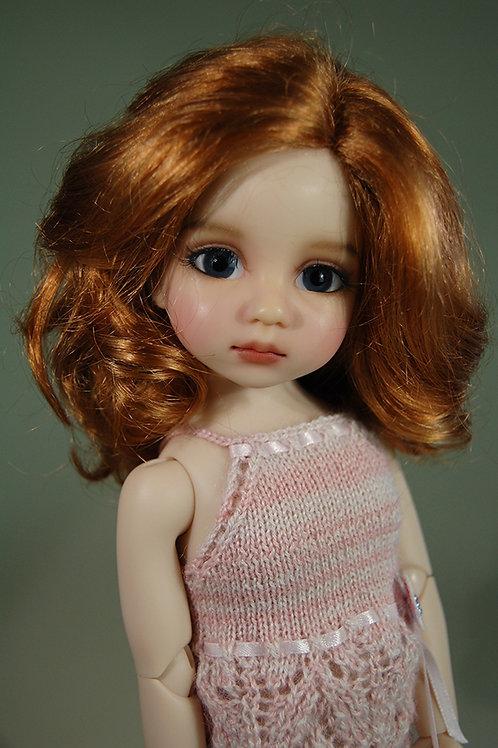"""Charlene 7/8"""" Wig Carrot"""
