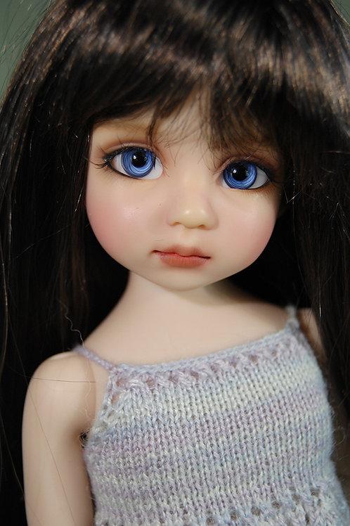 BJD Glass Eyes Blue/Violet