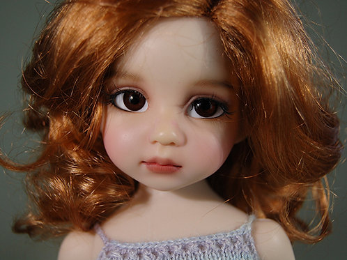 BJD Glass Eyes Brown