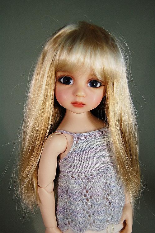Dianna Effner's Darling BJD Miranda Wig Summer Blonde