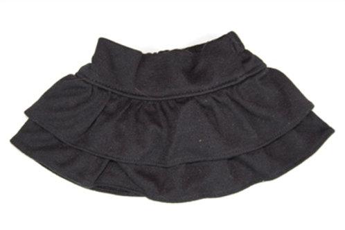 KS Black Tiered Skirt