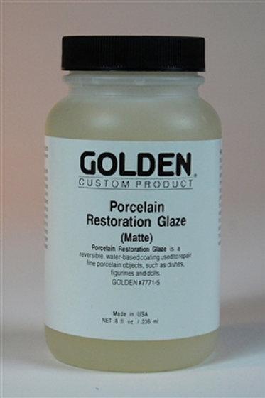 Porcelain Restoration Glaze
