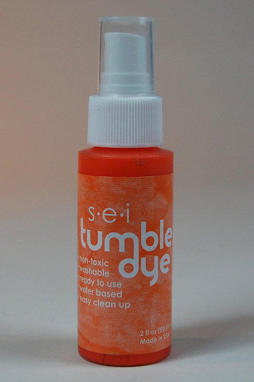 Tumble dye- Orange