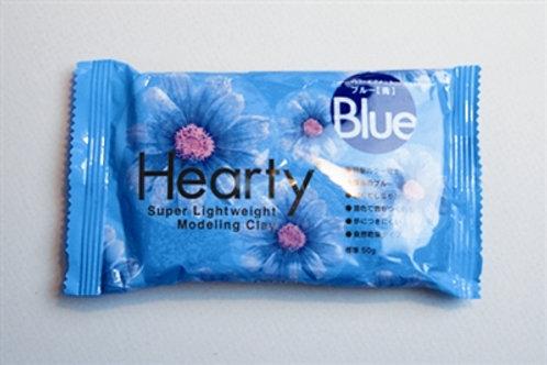 Hearty Clay, Blue