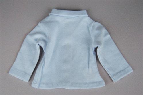 White Knit Turtleneck