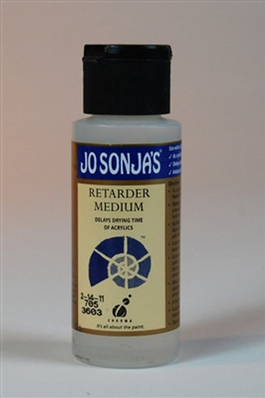 Retarder Medium 4oz