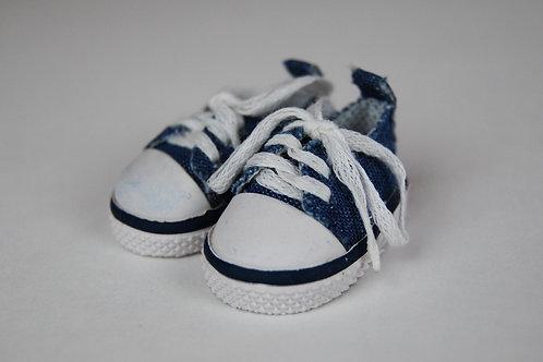 "10"" Blue Tennis shoe"