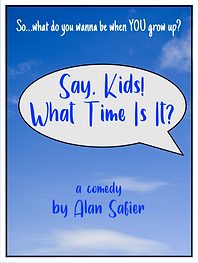 *Say, Kids! poster_a comedy.tiff