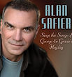 Alan Safier Sings the Songs of George & Gracie's Heyday CD cover