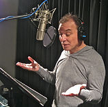 Alan Safier voice-overs