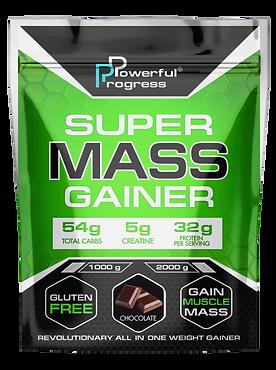 Гейнер - SUPER MASS GAINER - CHOCOLATE
