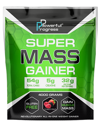 Гейнер - SUPER MASS GAINER - FOREST FRU