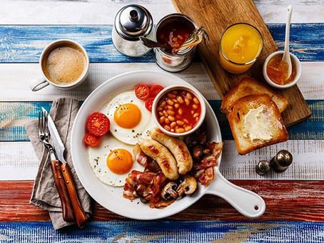 3 идеальных здоровых завтрака для набора мышечной массы