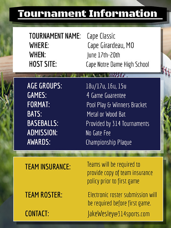 Cape Classic | Tourney Info.jpg