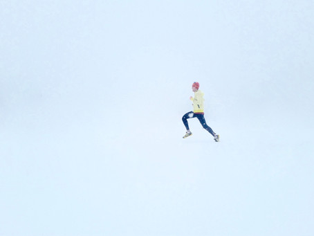 5 Fun Tips for Winter Running