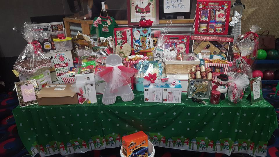 Christmas Fundraiser 2016