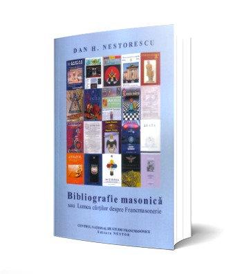 Dan H. Nestorescu, Bibliografie masonica