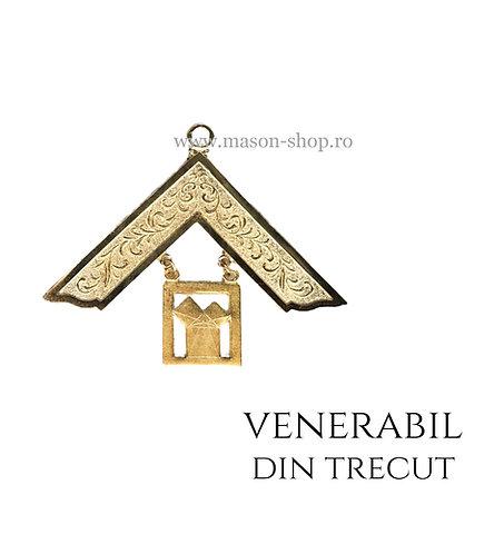 Maestru Venerabil din trecut - bijuterie colan