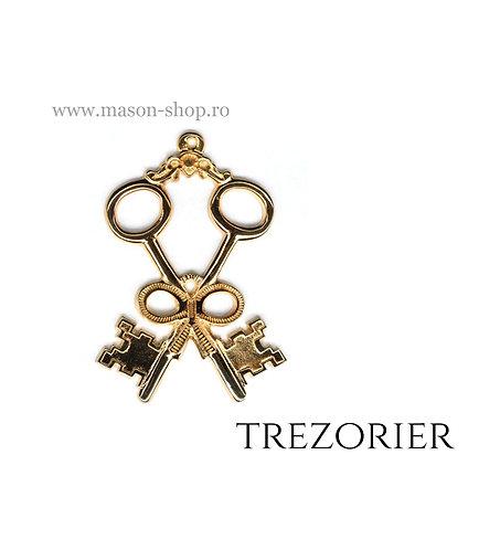 Trezorier - bijuterie colan