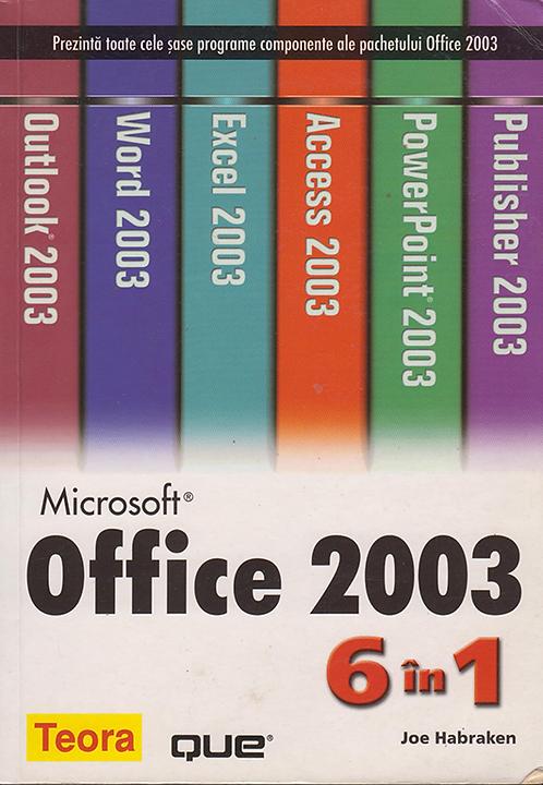 Office 2003
