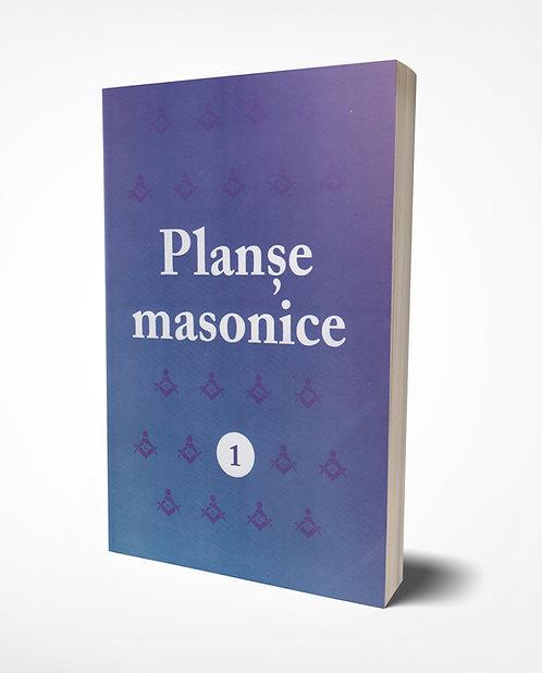 Planse Masonice Vol. 1