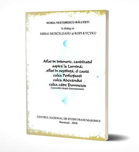 Horia Nestorescu-Balcesti, Calea spre perfectibilitate