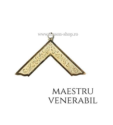Maestru Venerabil - bijuterie colan