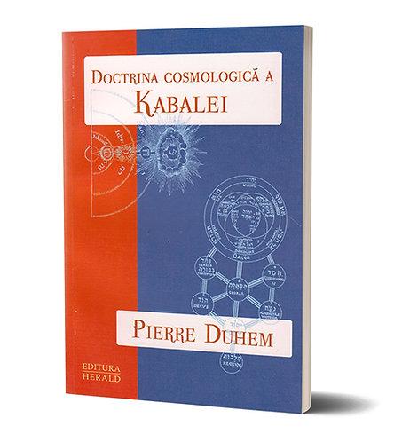 Pierre Duhem, Doctrina cosmologica a Kabalei