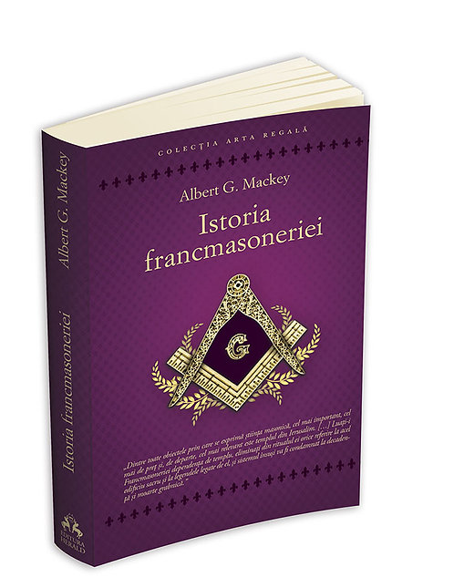 Albert Mackey, Istoria francmasoneriei