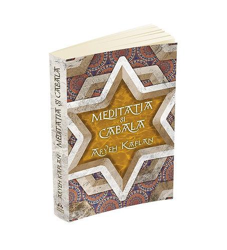 Aeyeh Raplan, Meditatia si Cabala