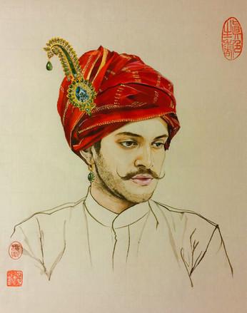 Noble indien