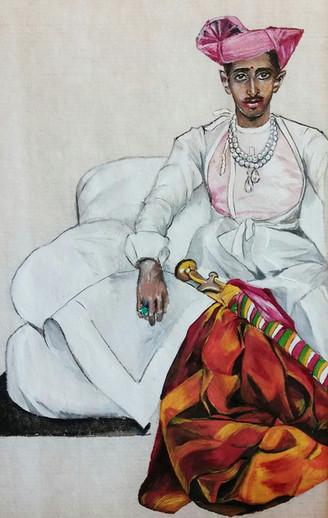Maharajah d'Indore