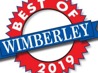 Thank you Wimberley